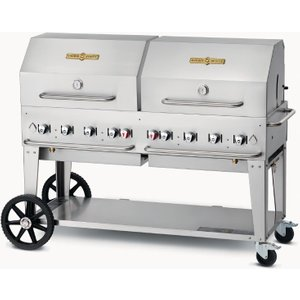 Crown Verity Gas Barbecue 8 Burners Cvmcb60 Barbecues & Accessories