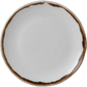 Dudson Harvest Natural Coupe Plate 164mm (pack Of 12) Pack Of 12 Hvnadu151 Cookware & Utensils