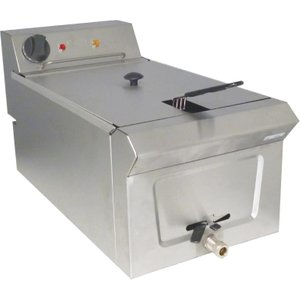 Falcon Single Tank Single Basket Countertop Electric Fryer Ld50 Deep Fryers