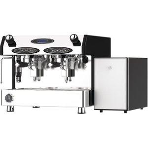 Fracino Velocino2 Espresso Coffee Machine With Fridge Vc2 & Fridge Small Appliances