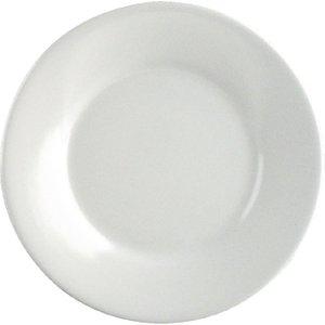 Kristallon Melamine Round Plates 150mm (pack Of 12) Pack Of 12 W232 Crockery