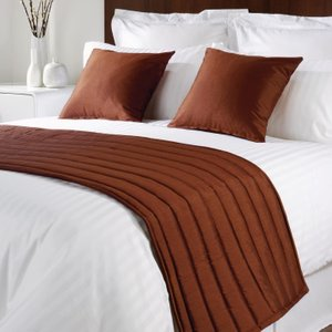 Mitre Comfort Simplicity Cushion Chocolate 450mm 202341 Medical