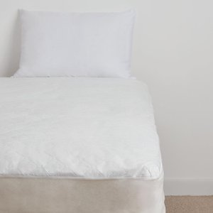 Mitre Essentials Fitted Pvc Backed Quilted Mattress Protector 160cm 103316