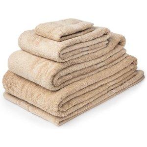 Mitre Essentials Nova Bath Sheet Beige Gw341 Cleaning