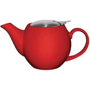 Olympia Cafe Teapot 510ml Red Gm594 Crockery