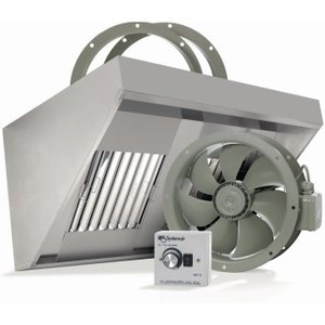 Parry General Canopy Gt2410if Cooker Hoods