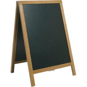 Securit Duplo Pavement Board 850 X 550mm Teak Ce414 Furniture