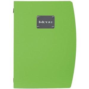 Securit Rio Menu Cover Green A4 Gl108 Office Supplies
