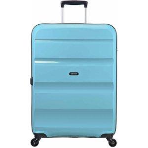 American Tourister Bon Air Cabin Suitcase, Blue Topaz 1620050002, Blue Topaz