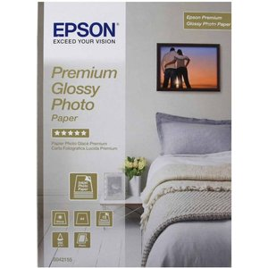Epson Premium Photo Inkjet Paper A4 Gloss 255gsm 15 Sheets 8.71595e+12