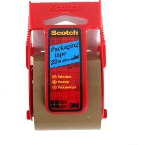 Scotch Packaging Tape Dispenser 50mmx20m
