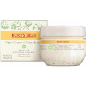 Burt's Bees Sensitive Night Cream 50g  01421 14 Skincare