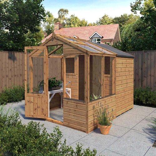 Wooden Garden Sheds Ideas