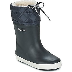 Aigle  Giboulee  Girls's Children's Snow Boots In Blue. Sizes Available:10 Kid,11 Kid,13 K, Blue