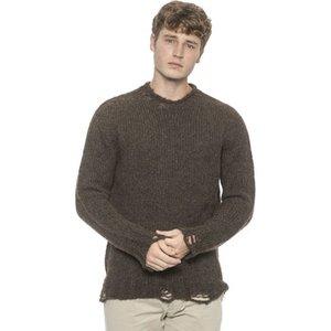 Alpha Studio  -  Men's Sweater In Multicolour. Sizes Available:eu L, multicolour
