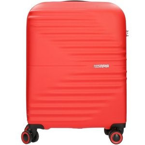 American Tourister  B090131989  Men's Hard Suitcase In Red. Sizes Available:one Size, Red
