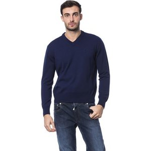 Billionaire Italian Couture  -  Men's Sweater In Multicolour. Sizes Available:eu Xxl,eu M,, multicolour