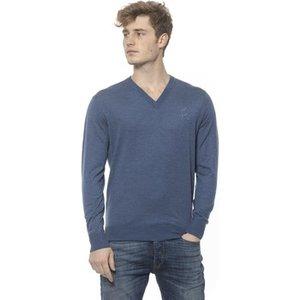 Billionaire Italian Couture  -  Men's Sweater In Multicolour. Sizes Available:eu S,eu M,eu, multicolour