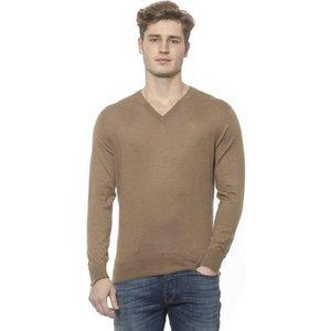 Billionaire Italian Couture  -  Men's Sweater In Multicolour. Sizes Available:eu M,eu L,eu, multicolour