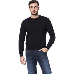 Billionaire Italian Couture  -  Men's Sweater In Multicolour. Sizes Available:eu Xxl,eu L,, multicolour