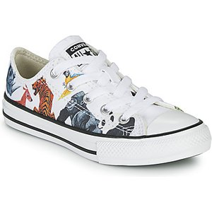 Converse  Chuck Taylor All Star - Science Class  Girls's Children's Shoes (trainers) In Wh, White