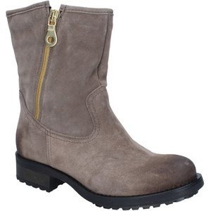 Cruz  Ankle Boots Suede Aj413  Women's Low Ankle Boots In Beige. Sizes Available:2,3, Beige