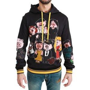 D G  -  Men's Sweatshirt In Multicolour. Sizes Available:eu S,eu L,eu Xl,eu Xs, multicolour