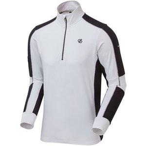 Dare 2b  Outright Black White  Men's Sweatshirt In White. Sizes Available:uk Xs,uk S,uk Xl, White