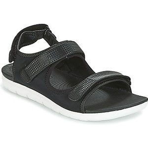 Fitflop  Neoflex Back-strap Sandals  Women's Sandals In Black. Sizes Available:4,5, Black
