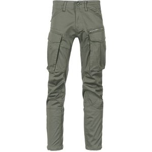G-star Raw  Rovic Zip 3d Straight Tapered  Men's Trousers In Green. Sizes Available:us 34 , Green