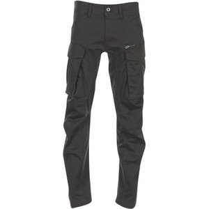 G-star Raw  Rovic Zip 3d Tapered  Men's Trousers In Grey. Sizes Available:us 34 / 32,us 36, Grey