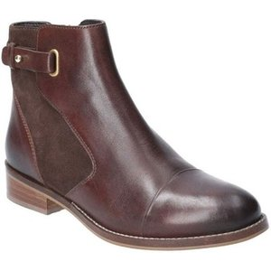 Hush Puppies  Hollie Womens Ankle Boots  Women's Mid Boots In Brown. Sizes Available:3,4,5, Brown