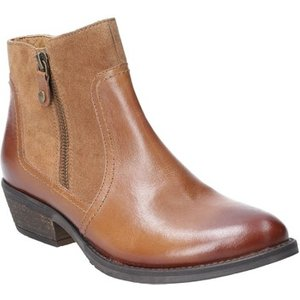 Hush Puppies  Hpw1000-96-2-3 Isla  Women's Low Ankle Boots In Brown. Sizes Available:3,4,5, Brown