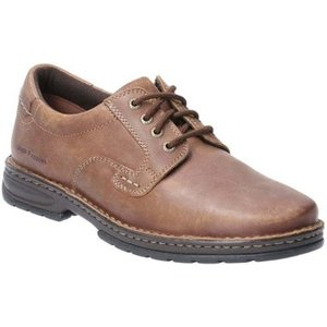 Hush Puppies  Outlaw Ii Mens Lace Up Shoes  Men's Loafers / Casual Shoes In Brown. Sizes A, Brown
