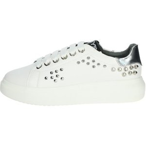 Keys  K-2202  Women's Shoes (trainers) In White. Sizes Available:3,4,5,6,7,2.5 Kid, White