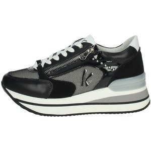 Keys  K-4501  Women's Shoes (trainers) In Black. Sizes Available:3,4,5,6,7,7.5, Black