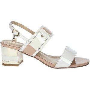 Laura Biagiotti  6011  Women's Sandals In Multicolour. Sizes Available:6, Multicolour