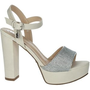 Laura Biagiotti  6117  Women's Sandals In White. Sizes Available:3,5,6,2.5 Kid, White