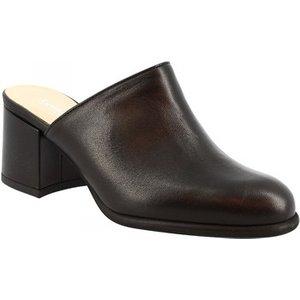 Leonardo Shoes  8031df50 Nappa Nero  Women's Sandals In Black. Sizes Available:2,3,4,5,6,7, Black