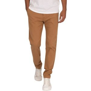 Levis  Xx Slim Taper Chinos  Men's Trousers In Brown. Sizes Available:us 34 / 34, Brown