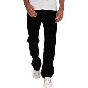 Lois  New Dallas Jumbo Cord Jeans  Men's  In Black. Sizes Available:us 36 / 34,us 30 / 34,, Black