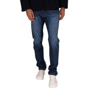 Lois  Terrace Jeans  Men's  In Blue. Sizes Available:us 34 / 32,us 34 / 34,us 30 / 32,us 3, Blue