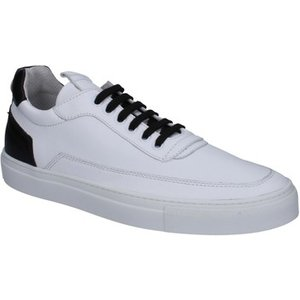 Mariano Di Vaio  Sneakers Leather Ab771  Men's Shoes (trainers) In White. Sizes Available:, White