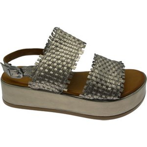 Melluso  Mek56003hat  Women's Sandals In Brown. Sizes Available:3,4,5,6,6.5,7, Brown