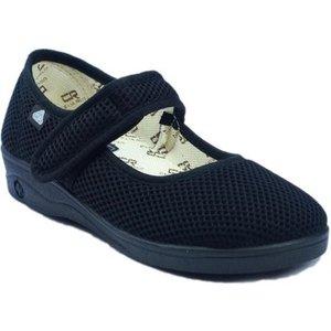 Mirak  204  Women's Slippers In Black. Sizes Available:3,4,5,6,7,8,9, Black