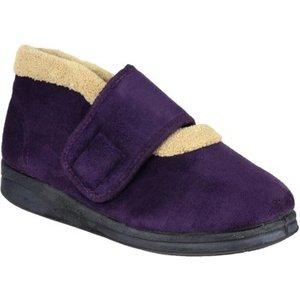 Mirak  Jeane  Women's Slippers In Purple. Sizes Available:6,8, Purple