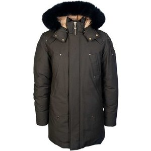 Moose Knuckles  M39mp261g_775khaki  Men's Parka In Green. Sizes Available:uk M, Green