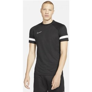 Nike  Camiseta FÚtbol Manga Corta Hombre  Cw6101  Men's Long Sleeved Shirt In Black. Size, Black
