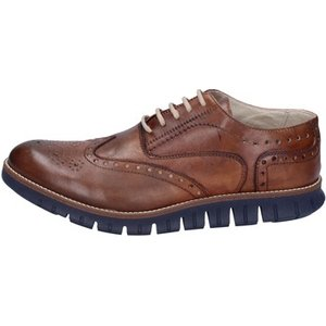 Ossiani  Elegant Leather Bt859  Men's  In Brown. Sizes Available:7, Brown