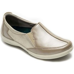 Padders  Flute Womens Casual Slip On Shoes  Women's Slip-ons (shoes) In White. Sizes Avail, White